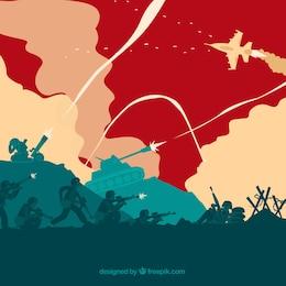 War illustration