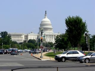 Washington D.C. Famous Landmarks, street