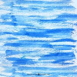 Watercolor strokes texture