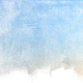 Watercolor texture, blue color