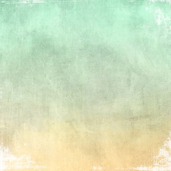 Watercolor texture with green and yellow tones