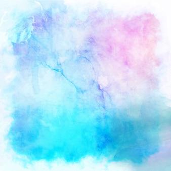 水彩テクスチャとグランジスタイルの背景