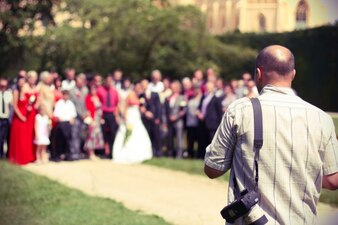 Wedding Photographer free photo