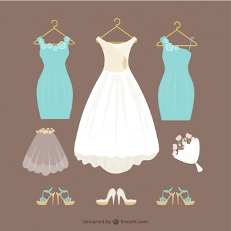 Weeding dresses