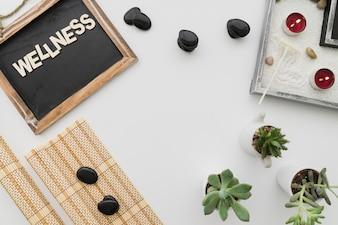 Wellness and health theme