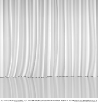 White curtains for show stage 1 949 3 11 months ago