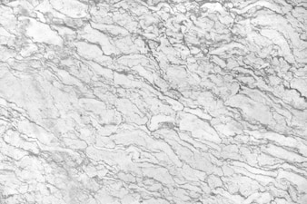 White marble surface with veins