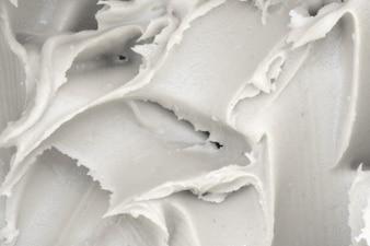 white paste texture
