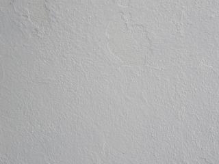 White plaster  overlay  surface