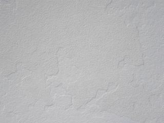 White plaster  overlay