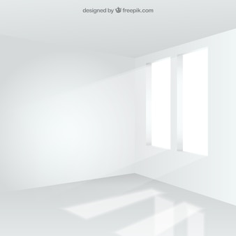 White room interior