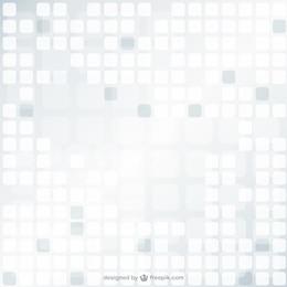 White squares background