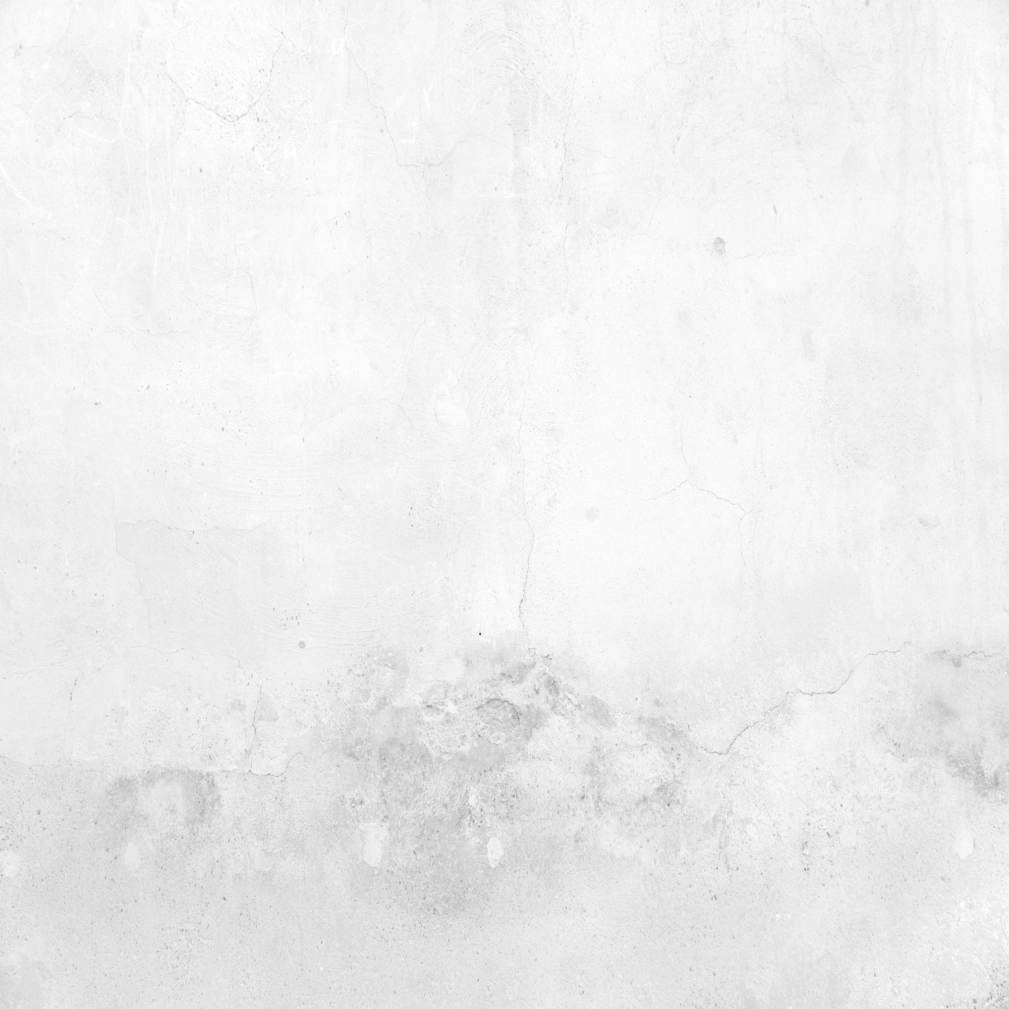 White wall with light gray splotches