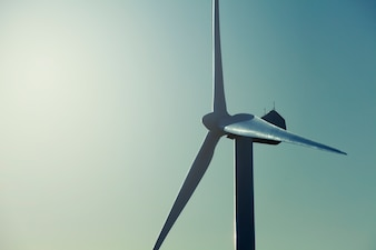 Wind-power generator