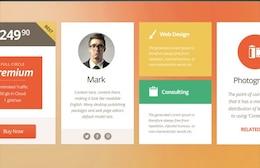 WIndows 8 navigation menu