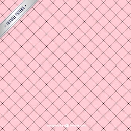 Wire shape seamless pattern