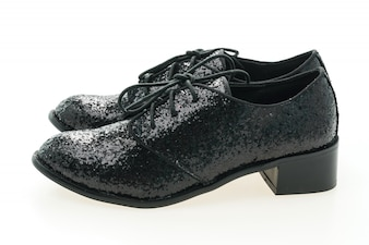 Woman leather shoes