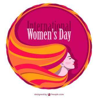 Woman's day graphics