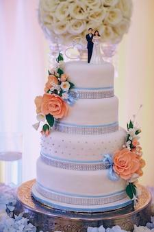 素晴らしい結婚式の日