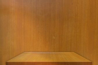 木製テーブルトップまたは棚