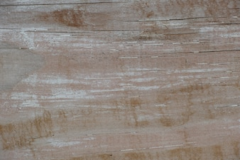 Wood with white paint worn