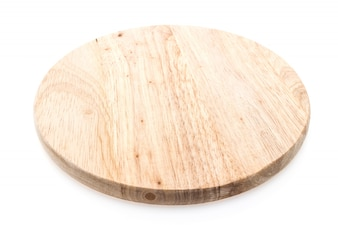 Wooden chopping white chop wood