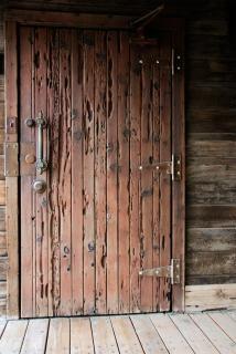 Wooden Door of Strength