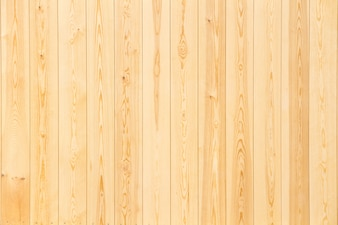 Wooden panels in close up