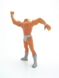 Wrestler, action