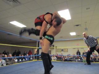 Wrestling match  fight