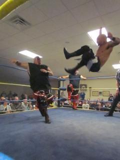 Wrestling match, wrestler, strong