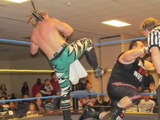 Wrestling match  wrestler