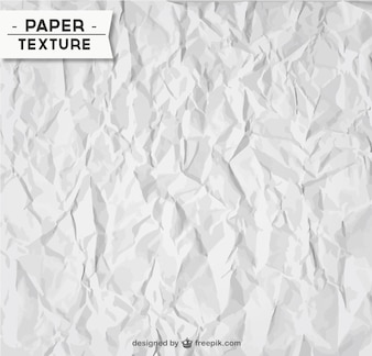 Wrinkled paper texture