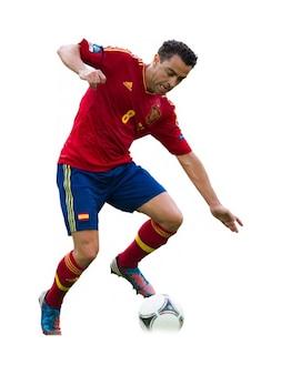 Xavi   spain national team