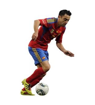 Xavi , Spain National team