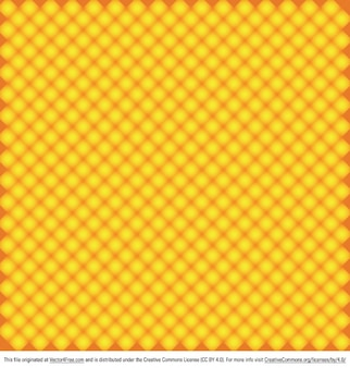 Yellow grid with squares