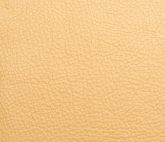 Yellow leather macro shot