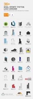 35+ Real Estate Logos