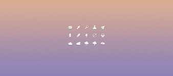 awesome icons icons psd