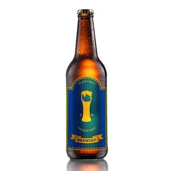 Bottle mock up design