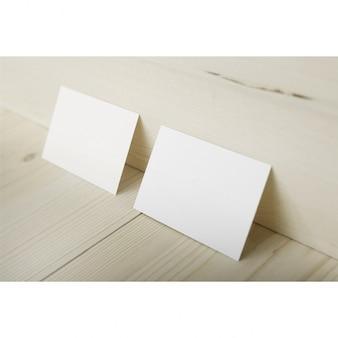 Cards mock up design