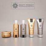 Cosmetics mock up design