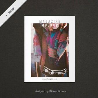 Fashion cover magazine