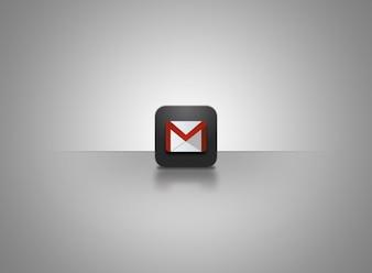 GmailのiPhoneアプリアイコン