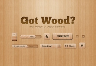 Got wood   design lements