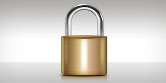 Lock icon  psd & png