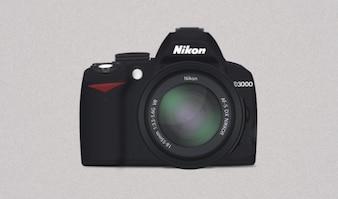 Nikon d icon