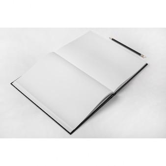 Notebook mock up design
