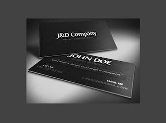 pro business card mockup psd