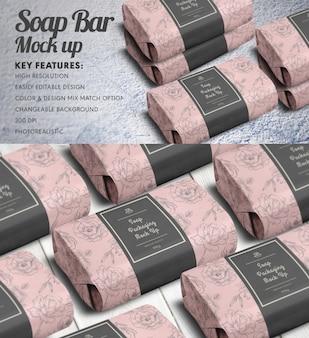 Soap bar mock up